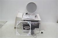 Maxxair 0004500K MaxxFan Smoke Standard Remote Fan