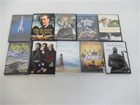 (10) Lot of Various DVD's/Movies