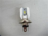 HSUN BA20D Motorcycle LED Headlight Bulbs,Hi/Lo