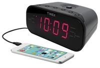 Timex T231GY3 Clock Radio - Gunmetal