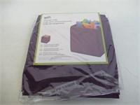 Honey-Can-Do. 4.9 Qt. Mini Non-Woven Foldable Cube
