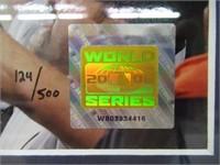 "MLB Tigers (ALDS) Framed 15"" x 17"" Collage 8 x10"