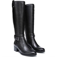Naturalizer Women's 7 M US Kim Boot, Black