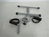 """""""As Is"""" Wakeman Portable Fitness Pedal Stationary"""