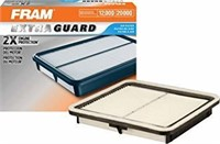 (2) Fram Extra Guard 2X Protection Air Filter