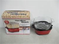 Hamilton-Beach 73320C Hot Oil Popcorn Popper
