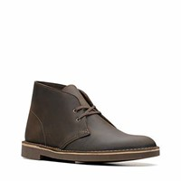 Clarks Men's 12 M US Bushacre 2 Low Boot, Beeswax