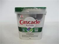 """As Is"" Cascade Platinum ActionPacs Dishwasher"