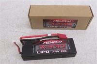 Redcat Racing Hexfly 3200mAh 20C 7.4V 2S LiPo