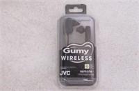 JVC HAF250BTB in-Ear Headphone, Bluetooth, Gumy -