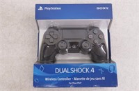 [PS4] DualShock 4 Wireless Controller - Jet Black