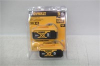 DEWALT DCB205-2 20V MAX XR 5.0Ah Lithium Ion