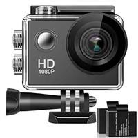 "4K Full HD Action Camera - 2"" LCD 98' Waterproof"
