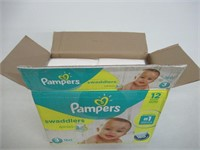 Pampers Diapers Size 2, Swaddlers Disposable Baby