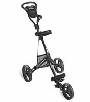 Bag Boy Golf Express DLX Pro Cart (Silver/Black,)