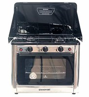 Stansport Propane Outdoor Camp Oven and 2 Burner