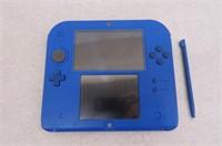 """As Is"" Nintendo 2DS Mario Kart 7 Bundle, Electric"