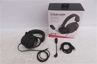 Kingston HyperX Cloud Core Gaming Headset - Black