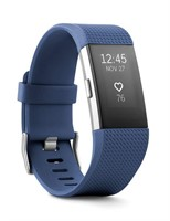 """Used"" Fitbit Charge 2 Heart Rate Plus Fitness Wri"