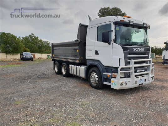 2007 Scania R580 - Trucks for Sale