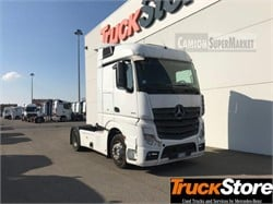 MERCEDES-BENZ ACTROS 1845  used