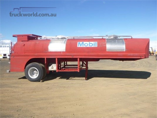 1978 Boomerang Tanker Trailer Western Traders 87 - Trailers for Sale