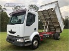 2002 Mack Midlum MV422R Tipper