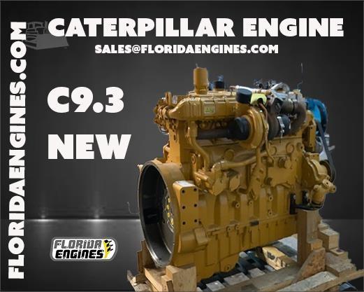 CAT C9 3 Engine For Sale In MIAMI, Florida