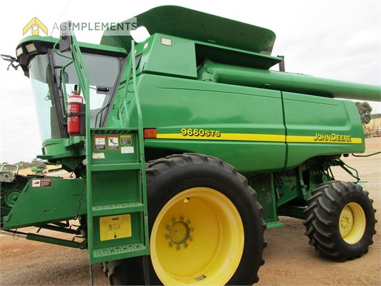 2005 John Deere 9660 STS Ag Implements - Farm Machinery for Sale