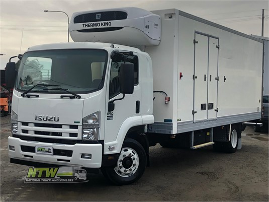 2012 Isuzu FSR850 National Truck Wholesalers Pty Ltd  - Trucks for Sale