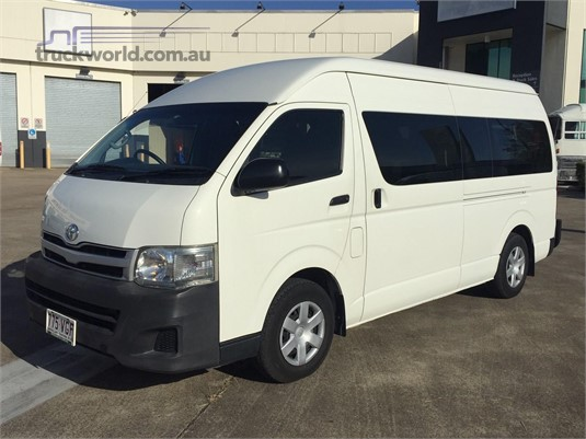 2012 Toyota Hiace KDH223R Commuter High Roof Super - Buses for Sale