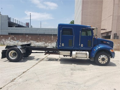 PETERBILT 335 Cab & Chassis Trucks For Sale - 1 Listings