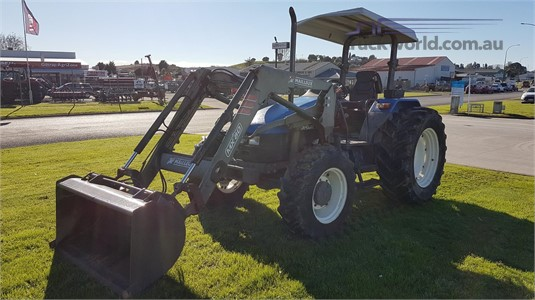 2004 New Holland TL80 Farm Machinery for Sale