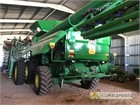 2013 John Deere S680 Combine Harvesters