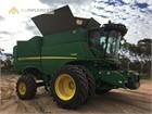 2014 John Deere S680 Combine Harvesters