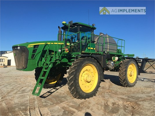 2010 John Deere 4930 Ag Implements - Farm Machinery for Sale
