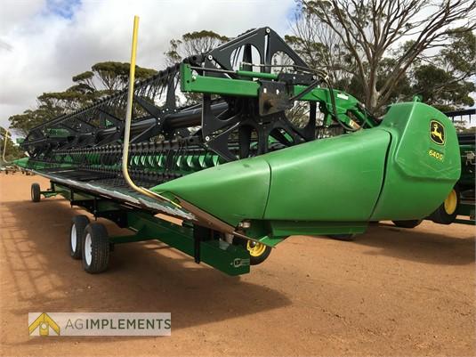 2012 John Deere 640D Ag Implements - Farm Machinery for Sale