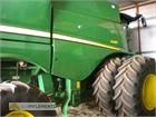 2016 John Deere S680 Combine Harvesters
