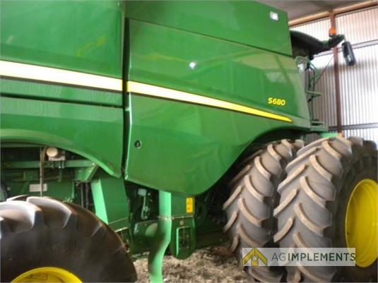 2016 John Deere S680 Ag Implements - Farm Machinery for Sale