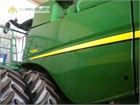 2015 John Deere S680 Combine Harvesters