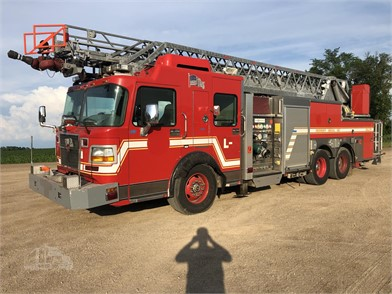 SPARTAN Fire Trucks For Sale - 10 Listings | TruckPaper com