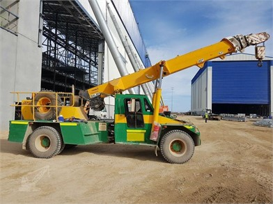 FRANNA Carry Deck Cranes / Pick And Carry Cranes For Sale - 21