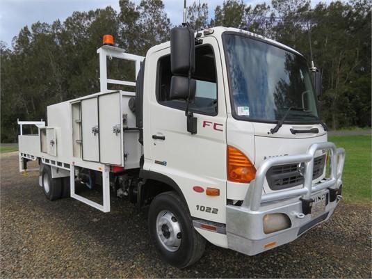 2013 Hino 500 Series 1022 FC Trucks for Sale