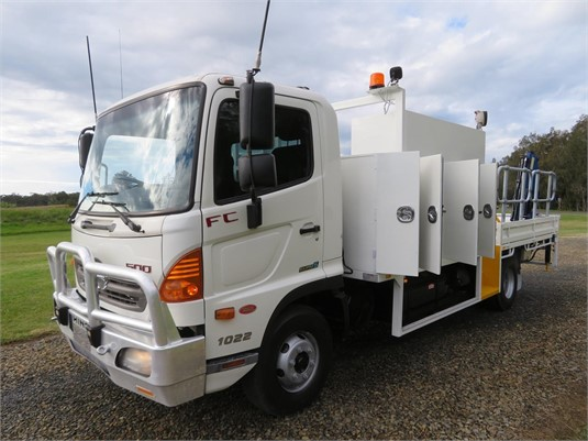 2013 Hino 500 Series 1022 FC - Trucks for Sale