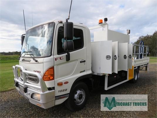2013 Hino 500 Series 1022 FC Midcoast Trucks - Trucks for Sale