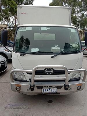 2013 Hino 300 Series - Trucks for Sale