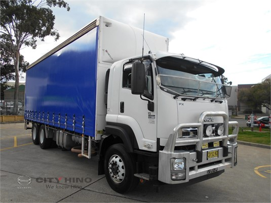 2015 Isuzu FXL 1500 Long City Hino - Trucks for Sale