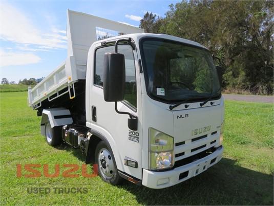 2010 Isuzu NLR 200 Used Isuzu Trucks - Trucks for Sale