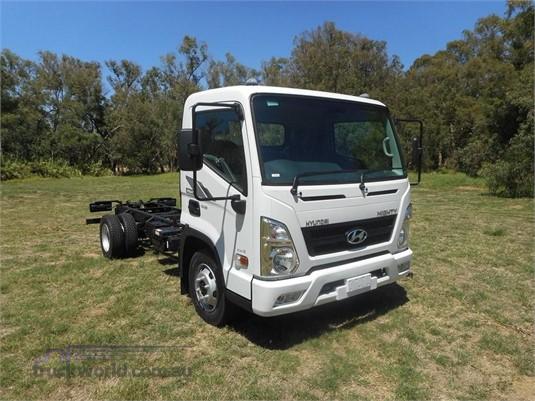 2019 Hyundai EX4 - Trucks for Sale