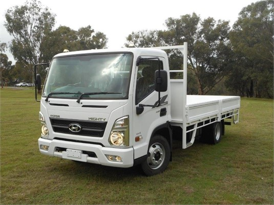 2018 Hyundai EX4 - Trucks for Sale